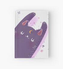 Sleepy Luna Hardcover Journal