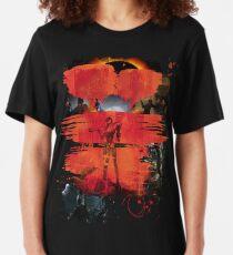 Camiseta ajustada zombies