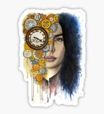 Time Will Tell Sticker