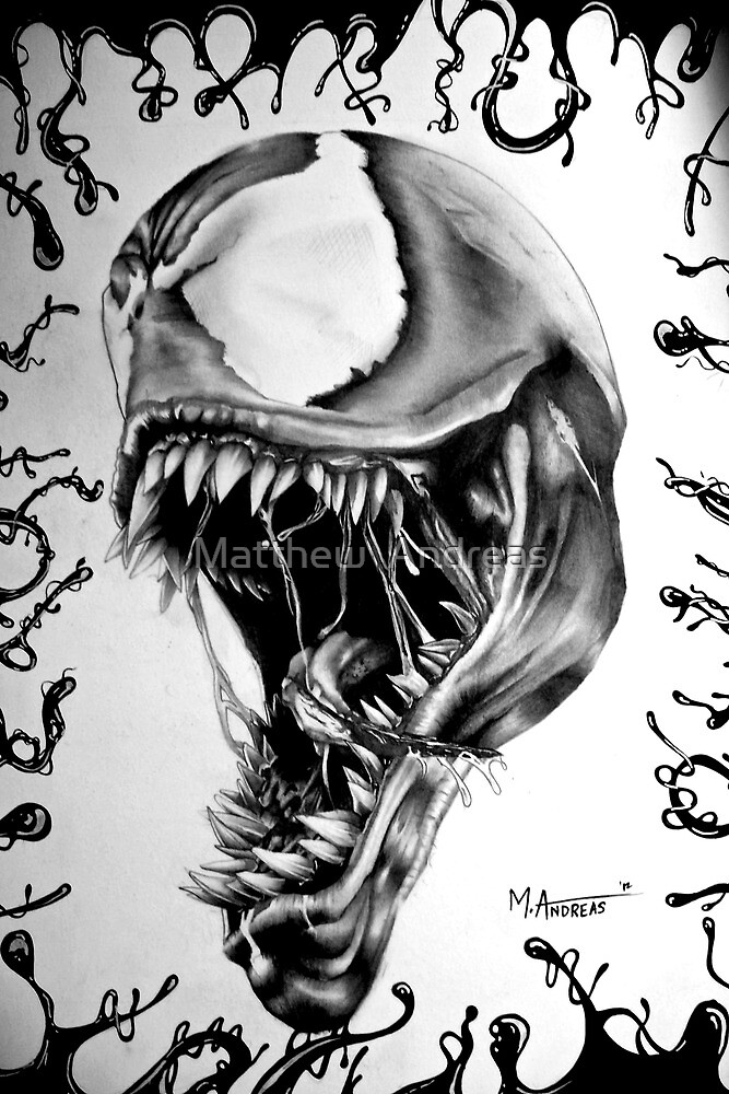 VENOM by Matthew  Andreas