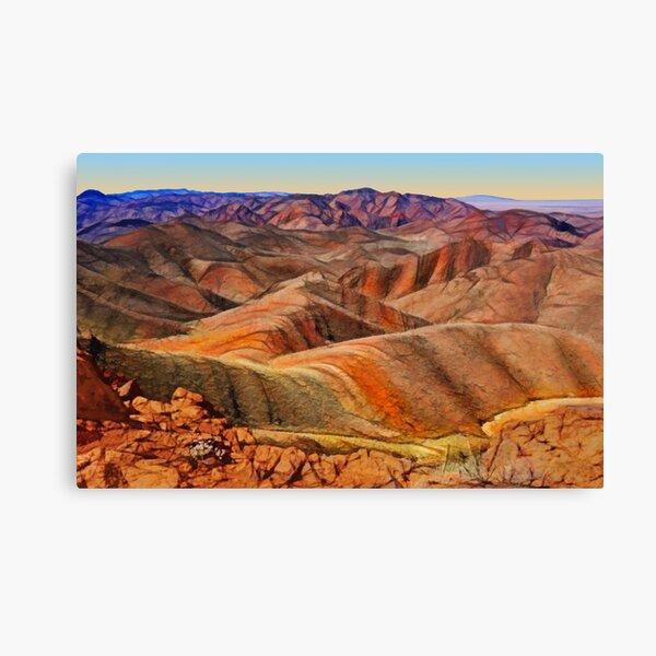 Arkaroola Landscape Canvas Print