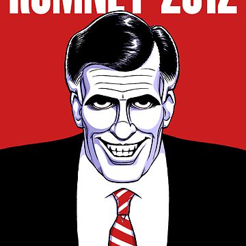 Mitt Romney: American Psycho by DeepHurting