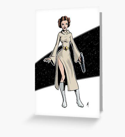 Princess of the Stars Greeting Card