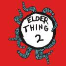 Elder Thing 2 by Anthony Pipitone
