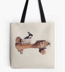 Hare Force Tote Bag