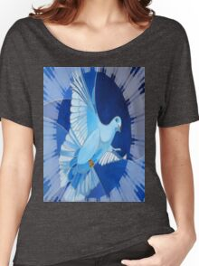 Dove Women's Relaxed Fit T-Shirt