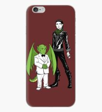 The Girl With the Dragon Tattoo iPhone Case