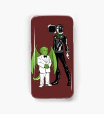 The Girl With the Dragon Tattoo Samsung Galaxy Case/Skin