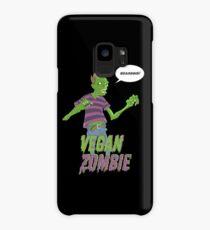 Vegan Zombie Case/Skin for Samsung Galaxy