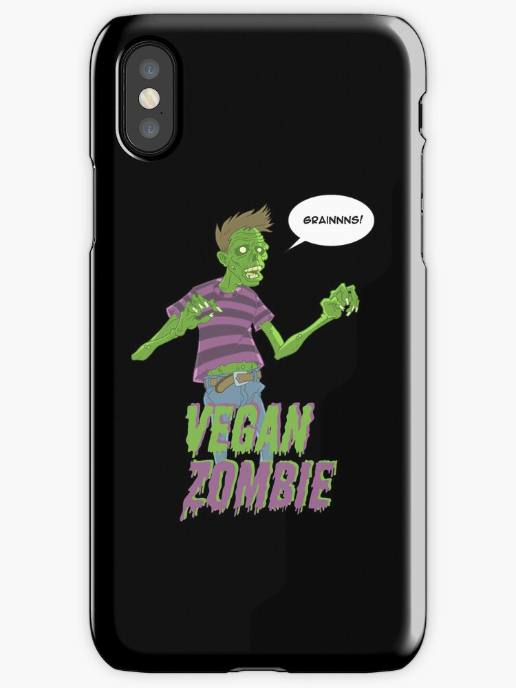 Vegan Zombie by Dennis Culver