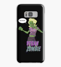 Lady Vegan Zombie Samsung Galaxy Case/Skin