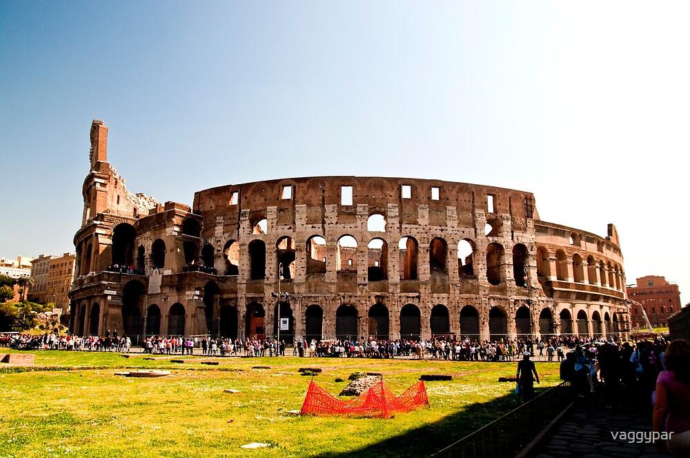 ROME - THE COLOSSEUM by vaggypar
