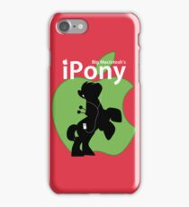 Big Macintosh's iPony (with extra Apple!) iPhone Case/Skin