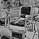 The Barber's Chair (HDR) by Stephen Knowles
