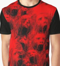 Screams of the Damned Graphic T-Shirt