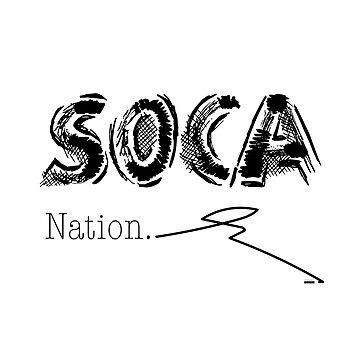 Soca Nation by Fasmwa