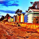 Bathing Boxes by Natalie Cooper