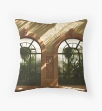 Fitzroy Conservatory Throw Pillow
