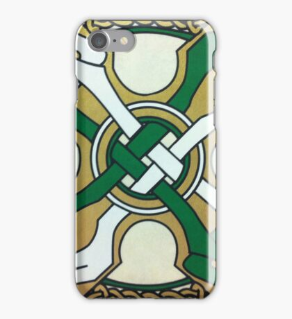 DAY 111 -  (365 DAY PROJECT - 'ONE DAY AT A TIME')  CELTIC DESIGN   iPhone Case/Skin