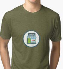 Open Source Tri-blend T-Shirt