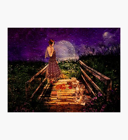 Endless Night Photographic Print