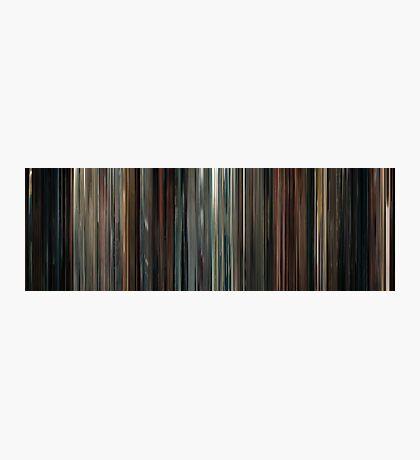 Moviebarcode: Drive (2011) Photographic Print