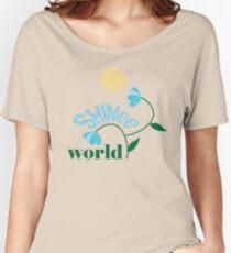 World version 2 Women's Relaxed Fit T-Shirt