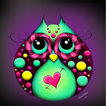 Hooty Love by ckdesigns