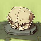 Bonehead 0009 by Sven Ebert