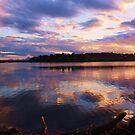 chinderah reflections ... by gail woodbury