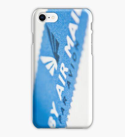 par avion iPhone Case/Skin