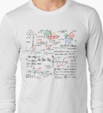 Mathematics Formulas Numbers  T-Shirt