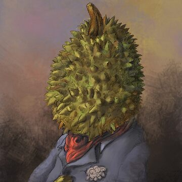 The portrait of Durian Gray by adolfux