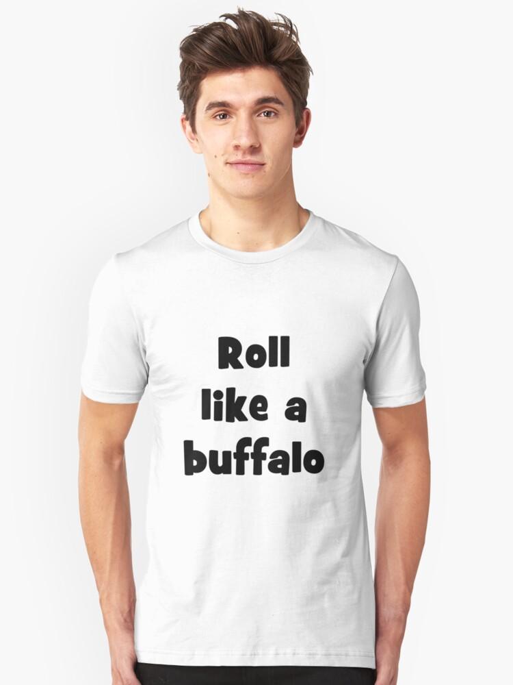 Roll like a buffalo 3 by supalurve