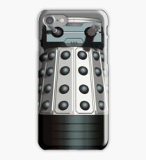 Doctor Who Inspired: Dalek Iphone case - White iPhone Case/Skin