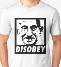 ghandi disobey Unisex T-Shirt