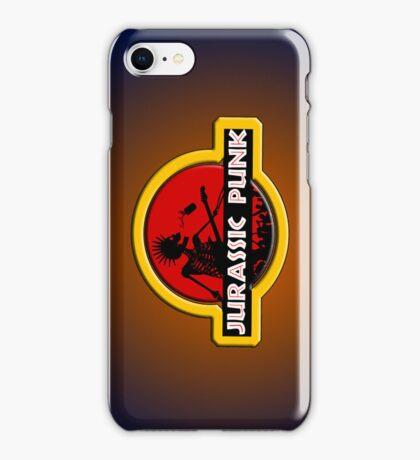 Jurassic Punk iPhone Case/Skin