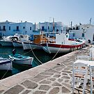 THE PORT OF NAOUSSA ....(1) by vaggypar
