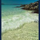 Crystal Waters - Meal Beach, Burra by Winksy