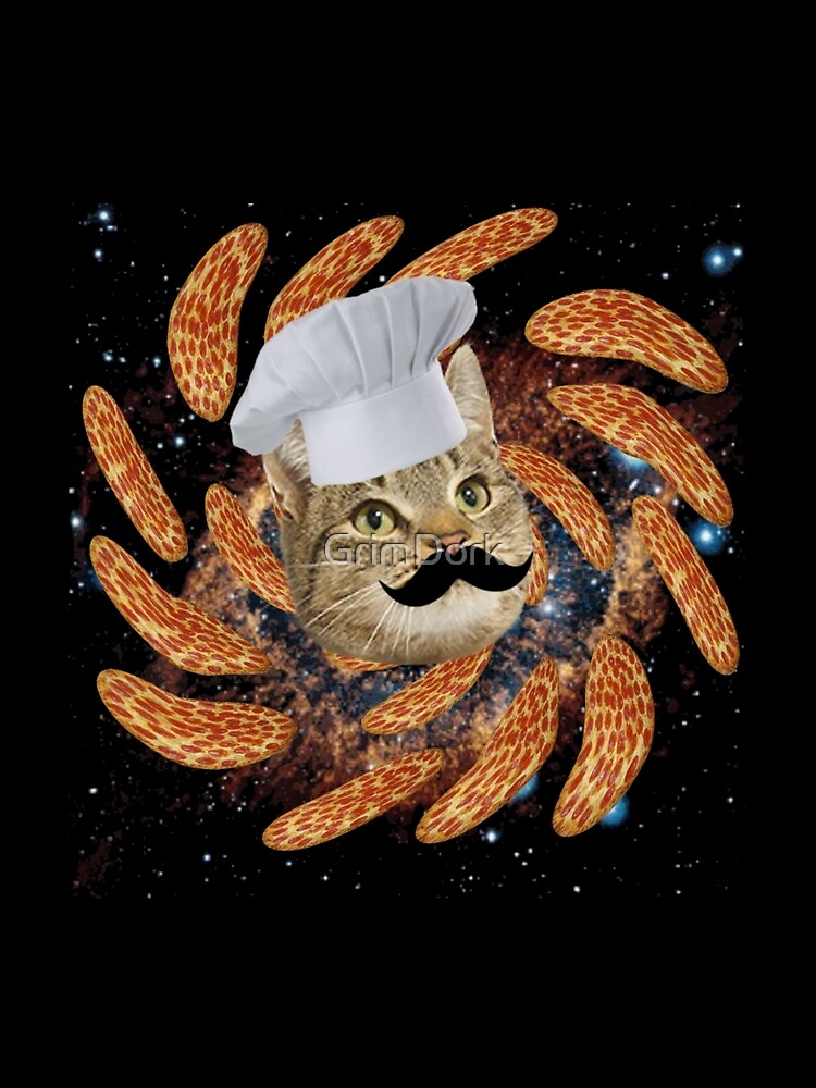 Chef Cat by GrimDork