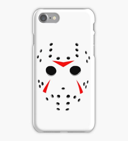 Hockey Mask iPhone Case/Skin