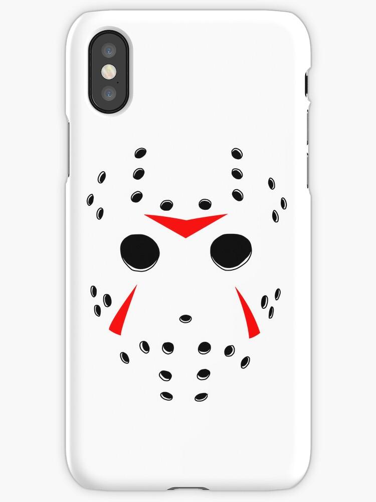 Hockey Mask by Dennis Culver