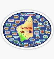 Western Australia Sticker