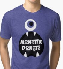 Monster Donut Tri-blend T-Shirt