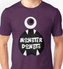 Monster Donut Unisex T-Shirt