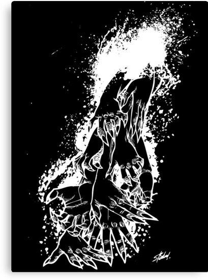 The Last Caress (black) by Shindy Samosa
