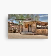 Go Directly to Jail  HDR Canvas Print