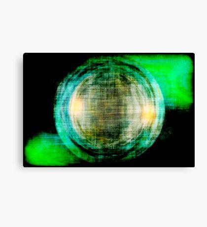 Green // Palladio Canvas Print