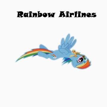 Rainbow Airlines by turokevie