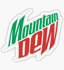 Mountain Dew Sticker